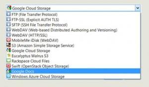 FTP-SSL (Explicit AUTH TLS)